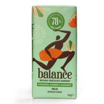 Balance Milch 3 Nüsse 100g