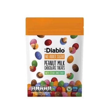 Diablo BUNTE Schoko-Erdnüsse 40 g