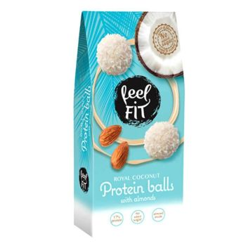 Feel FIT Protein Coconut Balls 63g