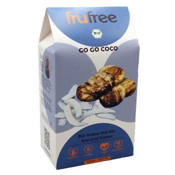 Frufree Kekse Go Go Coco 125g