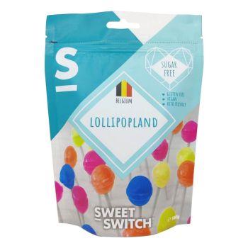 Sweet Switch Lollipopland 100g