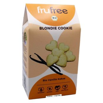 Blondie Cookie Vanille Kekse 125g