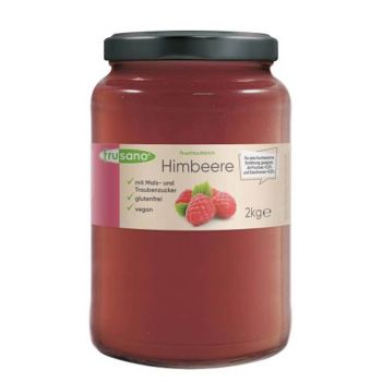 fructosearm Himbeere  Fruchtaufstrich 2kg