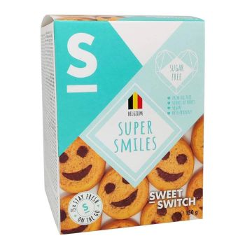 Sweet Switch Super Smiles 150g